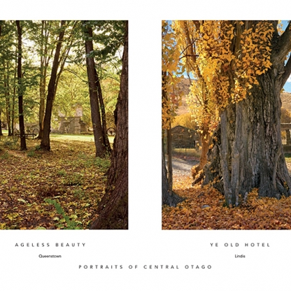 """Rustic And Rural"" chapter - portraits of Central Otago, page 86"